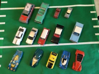 Vintage Diecast 1:43 Corgi Others