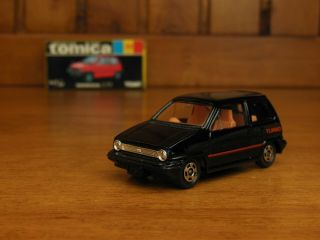 Tomy Tomica 54 Honda City Turbo,  Made In Japan Vintage Pocket Car Rare