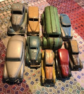 Vintage Kolner Automodelle Mercedes Benz 300 Toy Car