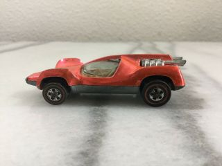 Hotwheels Redline Red Mantis 1969