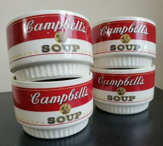 Set Of 4 Campbell