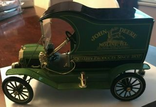Gearbox John Deere Ford Model T 1912 Delivery Truck No Box/coa