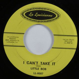 Northern Soul 45 Little Bob I Can