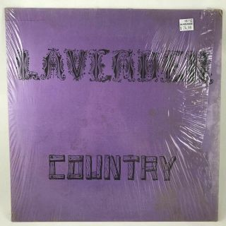 Lavender Country - Self Titled Lp Vg,  /vg,  Rare 1st Gay Country Record U