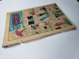 Marvel Comics 1 - 1939 - - Human Torch/Sub - Mariner/Namor/Mask Raider 4