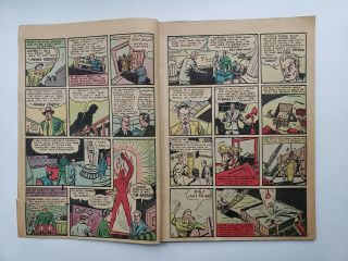 Marvel Comics 1 - 1939 - - Human Torch/Sub - Mariner/Namor/Mask Raider 5