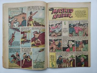 Marvel Comics 1 - 1939 - - Human Torch/Sub - Mariner/Namor/Mask Raider 8