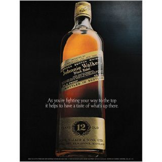 1971 Johnnie Walker Black: You