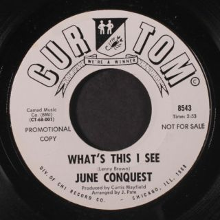 June Conquest: What