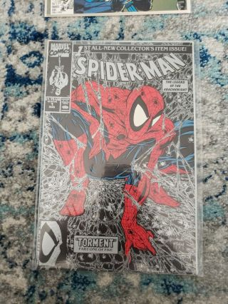 Spider - Man 1 1st All - Collector