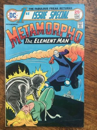 1st Issue Special s 1 - 7,  9 - 13,  Near Complete Run,  Metamorpho,  Gods - VG/VG, 4