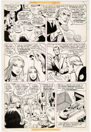 Friends 14 Page 3 Art By Ramona Fradon & Bob Smith 1978