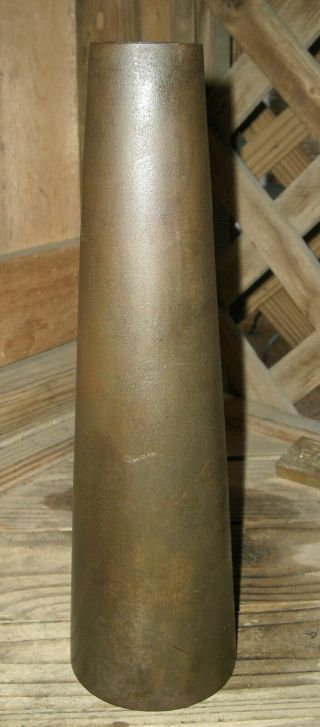 "Blacksmith / Metal / Tinker 12 "" Steel Cone Mandrel 3.  5 "" To 1.  75 "" Taper"