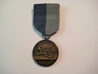 C.  W.  Period Navy Service Medal Numbered