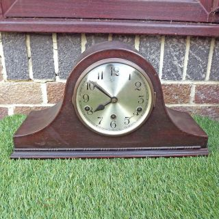 Fontenoy Westminster Chimes Mantle Clock French 8 Day Napoleon Hat Spares Repair