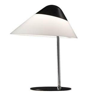 Hans J.  Wegner For Pandul Lighting: Opala Mini Table Lamp B01 - Black