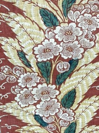 Early C 1830 - 40s Quilt Top Pc Antique