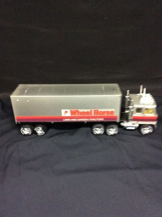 Wheel Horse Garden Tractor Nylint Gmc 18 Wheel Semi Truck Toy Truck No Box