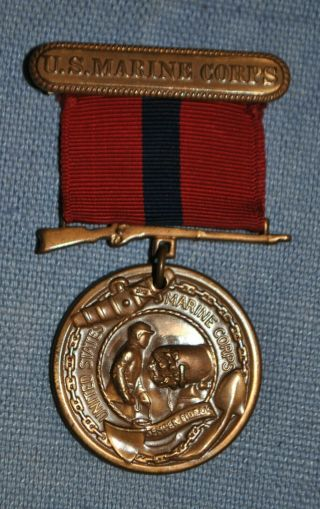 Named Wwii Usmc Good Conduct Medal