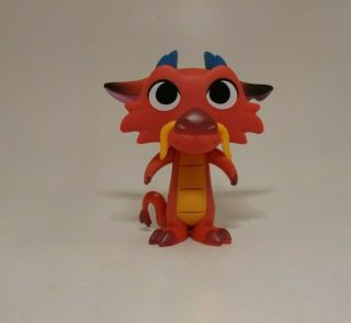 Disney Mystery Mini Vinyl Figures Funko Sidekick Mushu