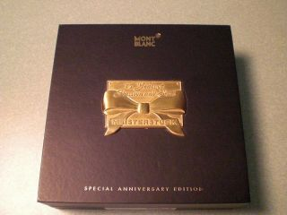 Mont Blanc Meisterstuck 75th Anniversary Edition Mechanical Pencil 117