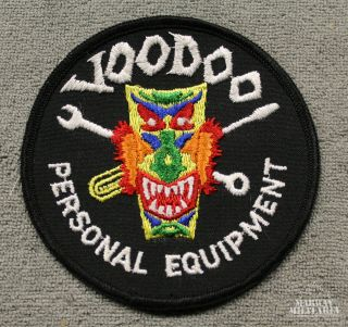 Caf Rcaf,  Voodoo Personal Equipment Jacket Crest/patch (19489)