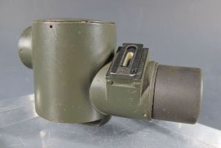 Military Wwii Sniper Rifle Scope Poss Canadian Unmarked Unique Crosshairs Nr Yqz