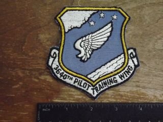 Usaf 3640th Pilot Training Wing Patch