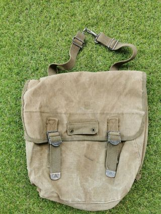 Musette Bag M1936 Late War