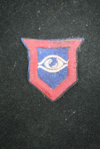 Ww2 British Guards Armoured Division Cloth Patch