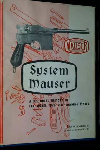 Military History Germany System Mauser Reference Book