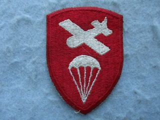 Wwii Us Army Patch Airborne Command Paratrooper Glider Regiment Wwii