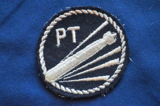 Wwii Pt Boat Patch