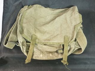 Wwii French Army Side Bag