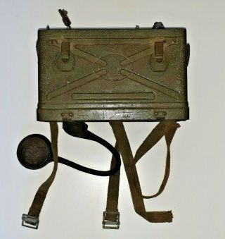 Wwii 0riginal Radio Bc - 1000 For Spare Parts Or Reconstruction Airborne