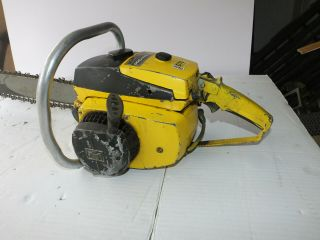 Vintage Mcculloch Pro Mac 700 Vintage Chainsaw Mcculloch 55 10 - 10 700 570