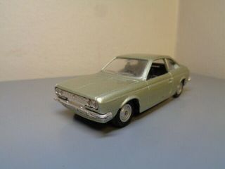 Solido France Vintage Lancia Beta Coupe 1800 1/43 Scale Nmint