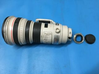 Oem Vintage Canon Ef 400mm F/2.  8 L Is Usm Lens / Repairs Only