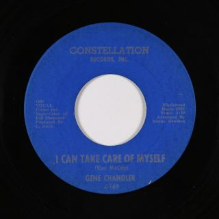 Northern Soul 45 - Gene Chandler - I Can Take Care Of Myself - Constellation Mp3