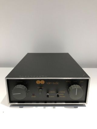 Vintage Naim Audio Nac 32 Preamplifier W/mm And Mc Phono Boards