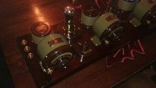 1923 Restored Atwater Kent Model 10 4340 Am Breadboard Perfectly