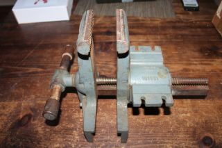 "Wilton Vise Pattern Maker's Rotating Double Jaw Vise,  7 "" & 4 "",  161051,"