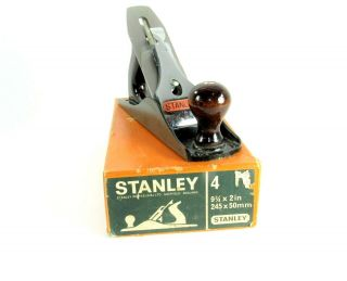 - Minty Stanley 4 Smooth Plane T5935