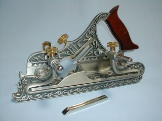 """"""" Franklin """" Millers Patent Stanley No.  41 Combination Plane,  Limited Edition"""