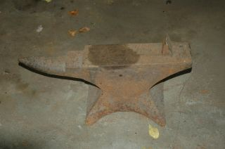 Blacksmithing Anvil 130 Lbs