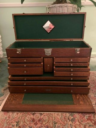 H.  Gerstner & Sons Tool Chest Model 052
