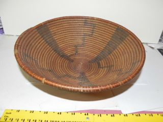 "Antique Authentc 11 "" Indian Basket"
