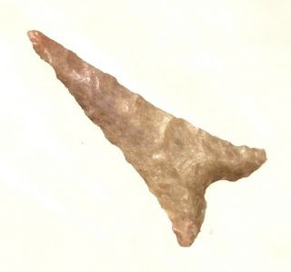 Outstanding Garza Point Zapata Co. ,  Texas Authentic Arrowhead Artifact Jf