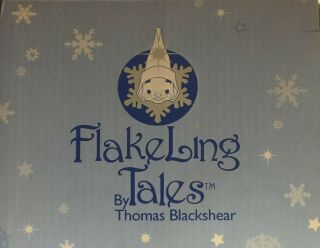 Flakeling Tales Pucker Up By Thomas Blackshear - Ebony Visions