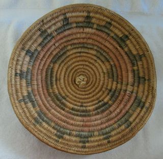 Old Navajo Wedding Basket - - Nr